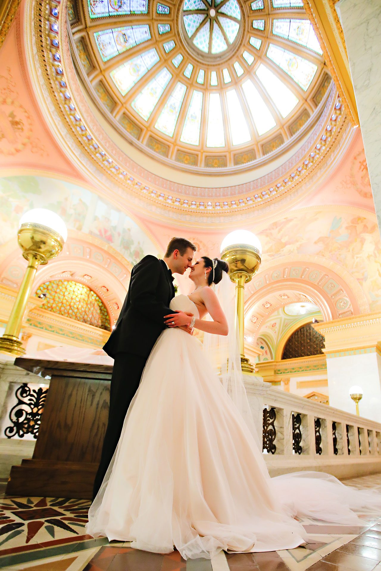 Shelley Jordan Fort Wayne Wedding 172