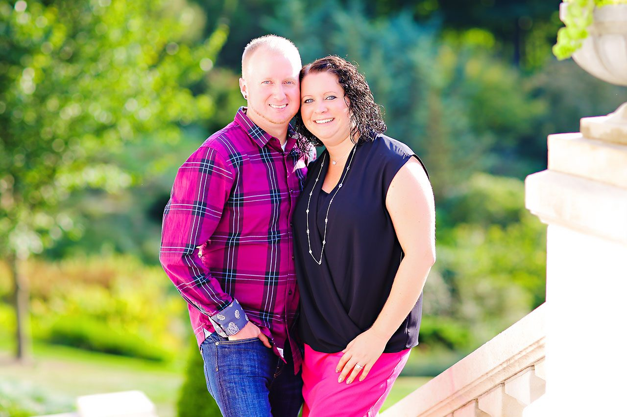 Brianna Eric Indianapolis Engagement Photographs 007