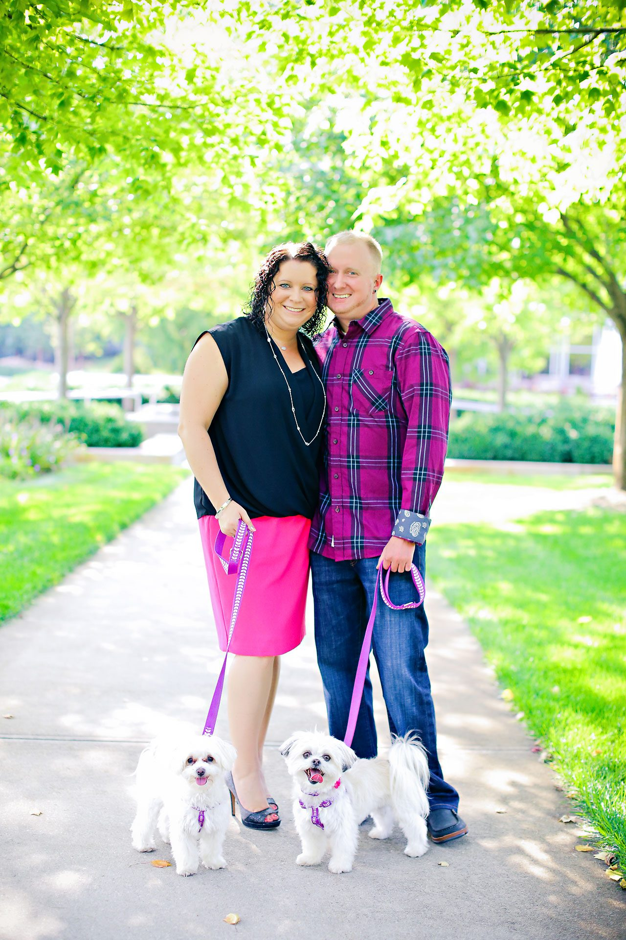 Brianna Eric Indianapolis Engagement Photographs 011