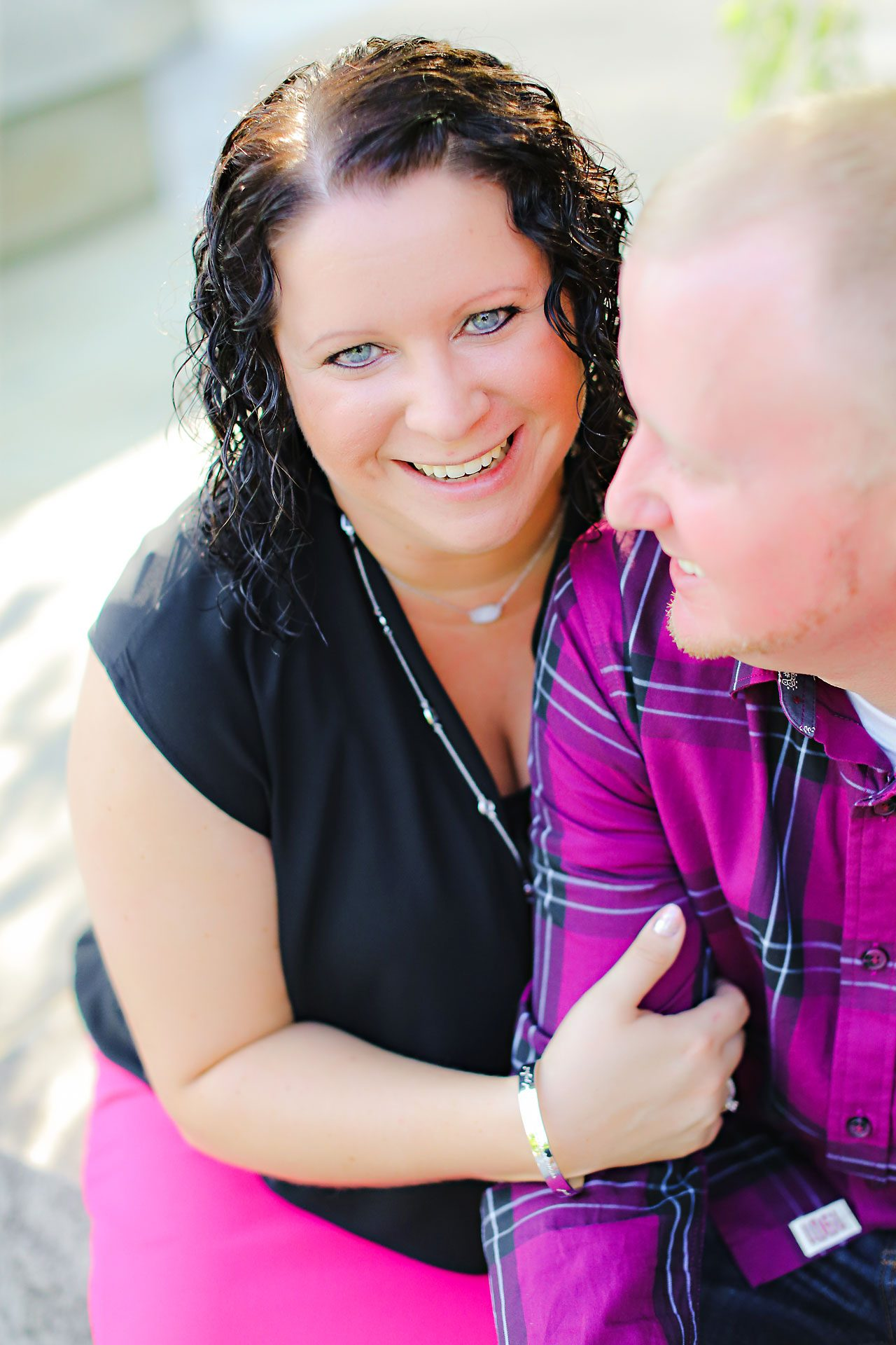 Brianna Eric Indianapolis Engagement Photographs 012