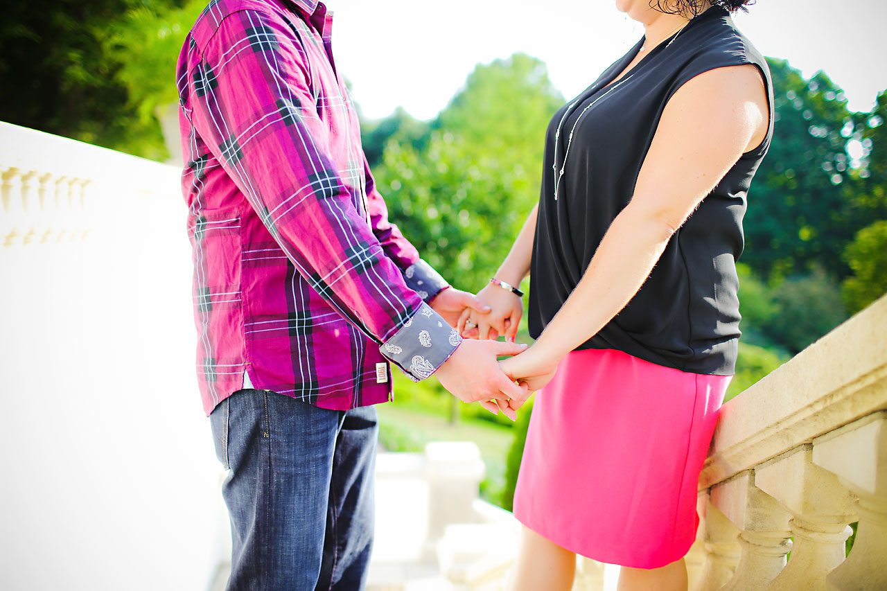 Brianna Eric Indianapolis Engagement Photographs 029