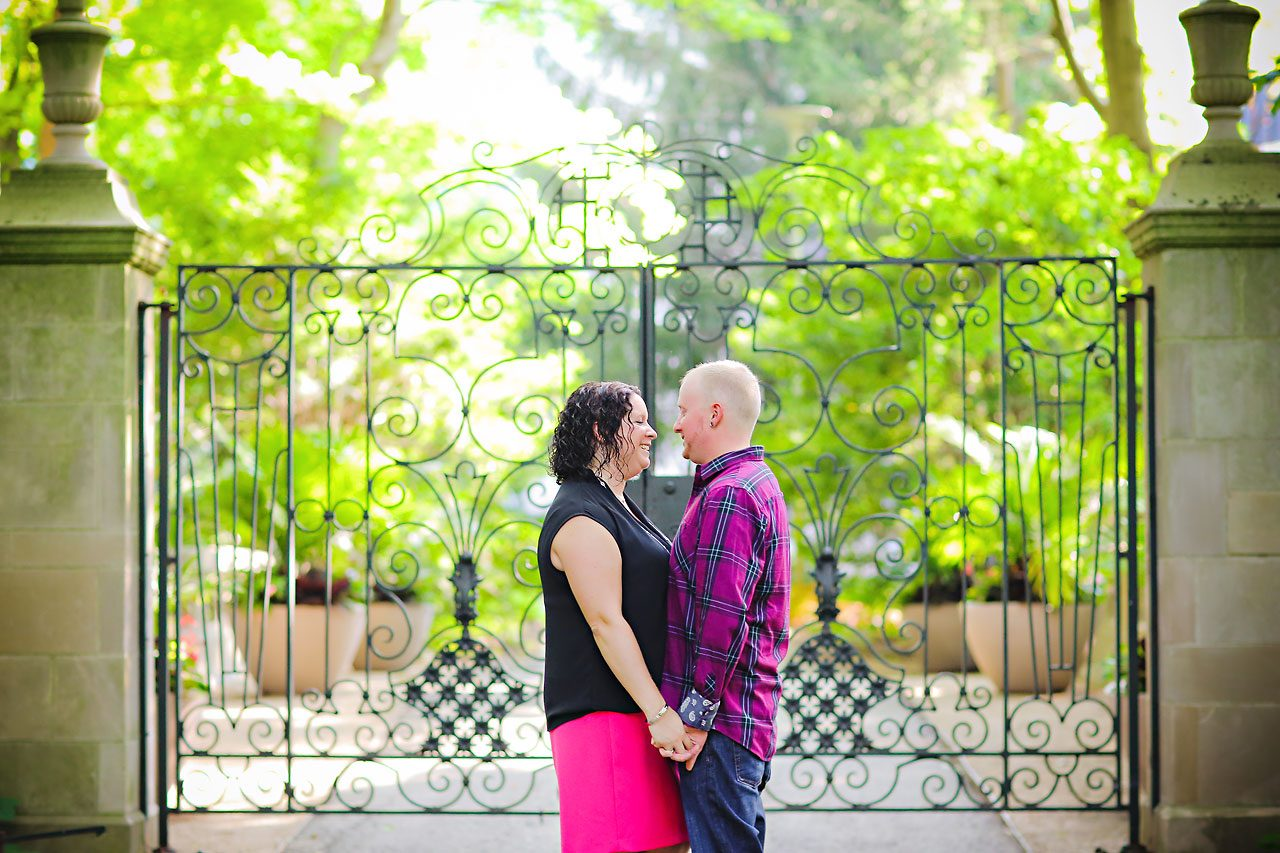 Brianna Eric Indianapolis Engagement Photographs 035