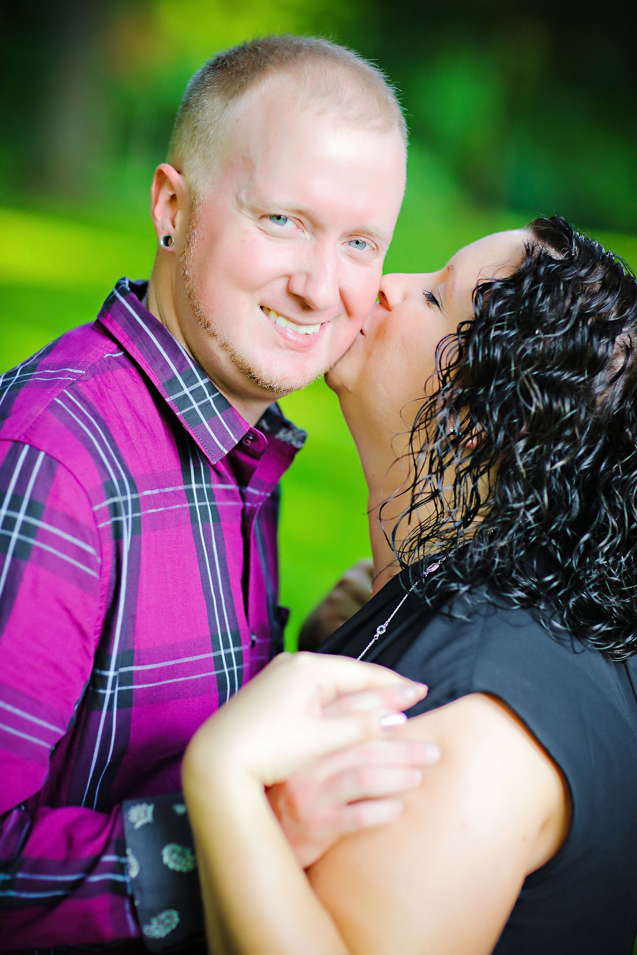 Brianna Eric Indianapolis Engagement Photographs 041