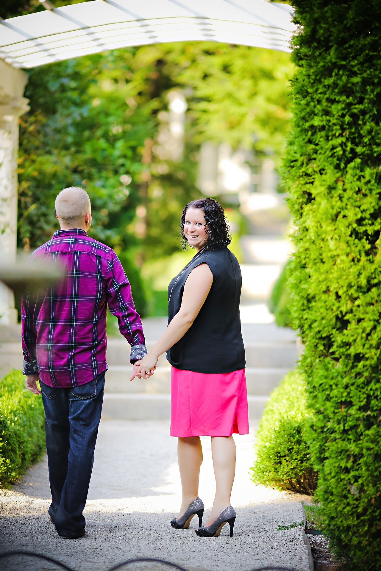 Brianna Eric Indianapolis Engagement Photographs 043