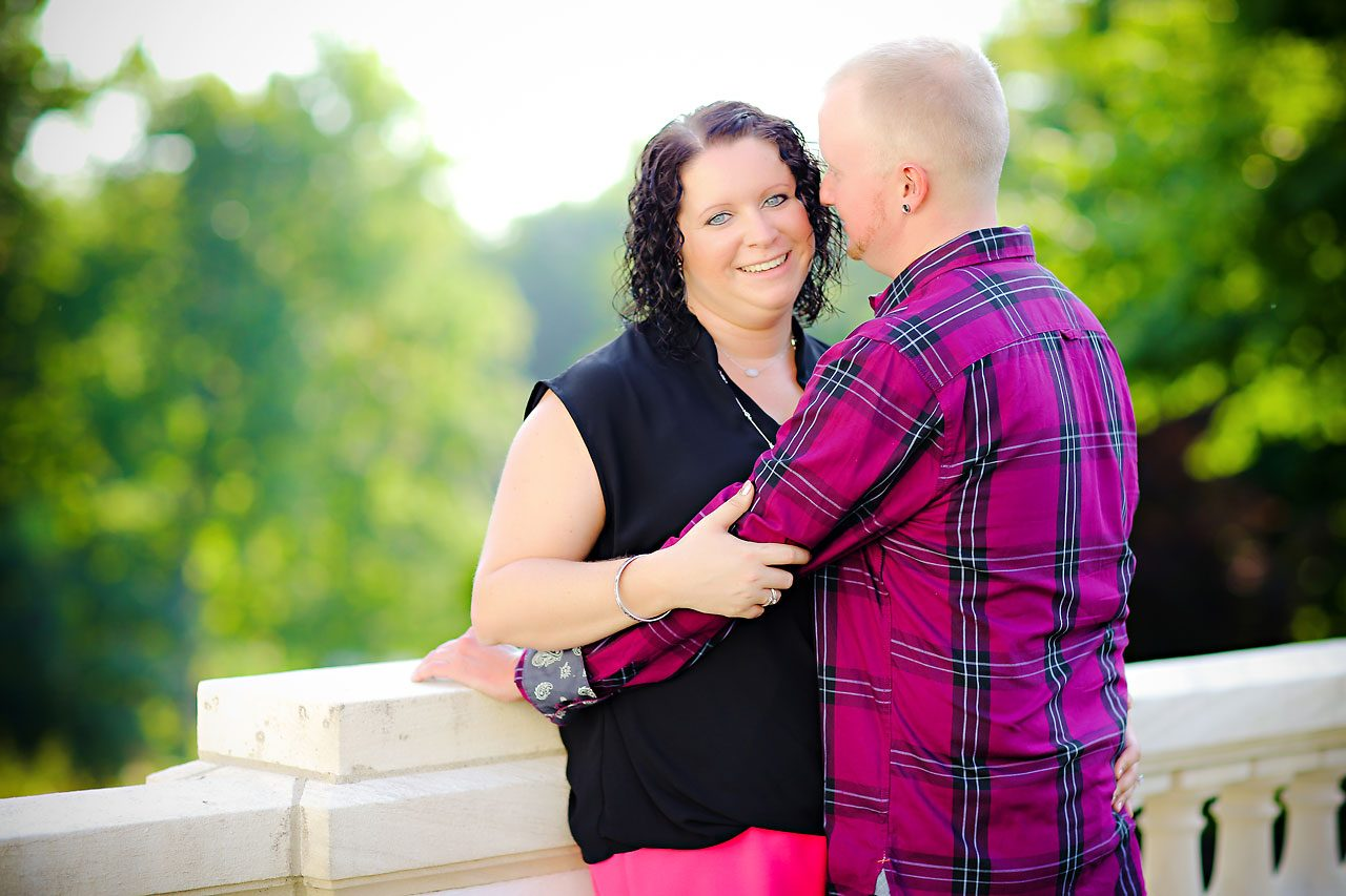 Brianna Eric Indianapolis Engagement Photographs 048
