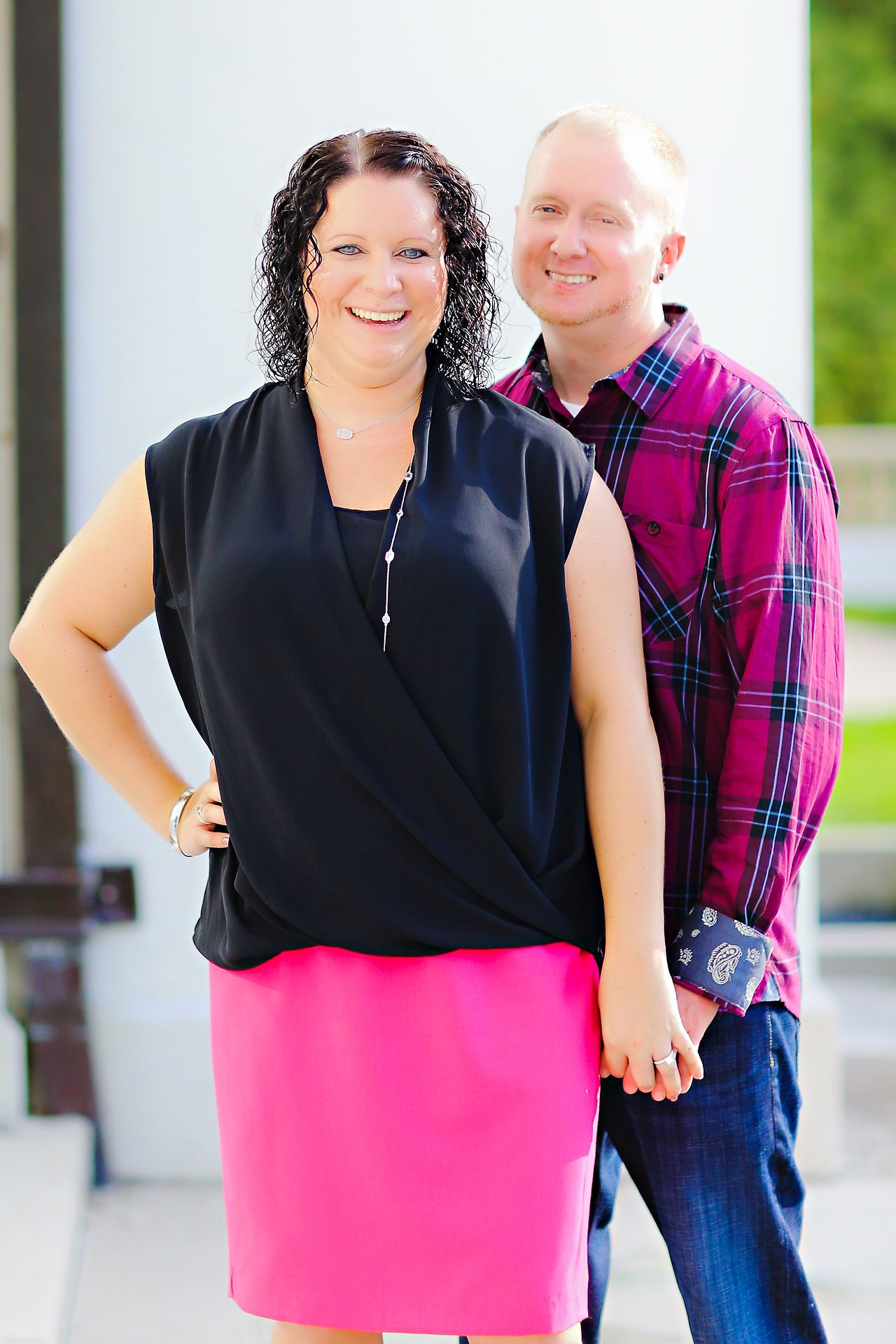 Brianna Eric Indianapolis Engagement Photographs 070