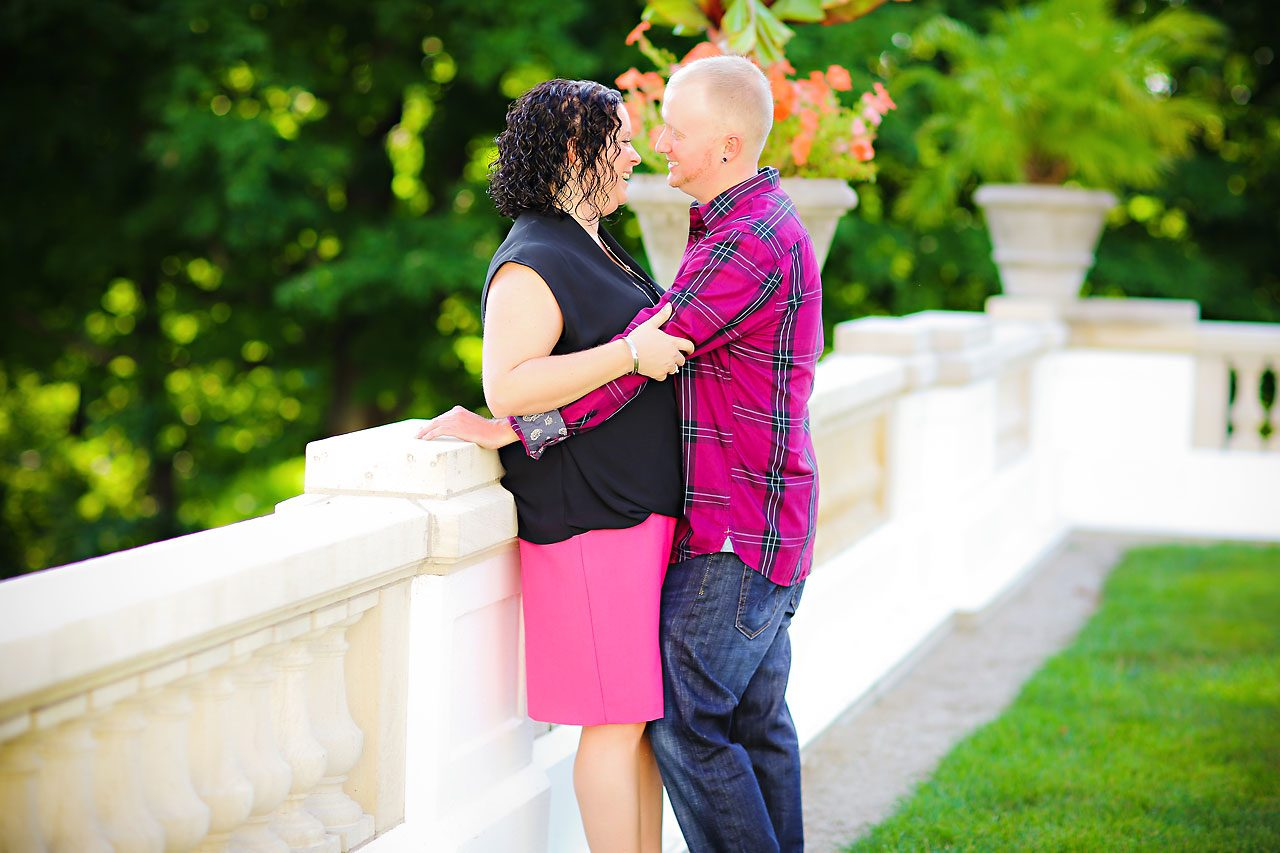 Brianna Eric Indianapolis Engagement Photographs 078
