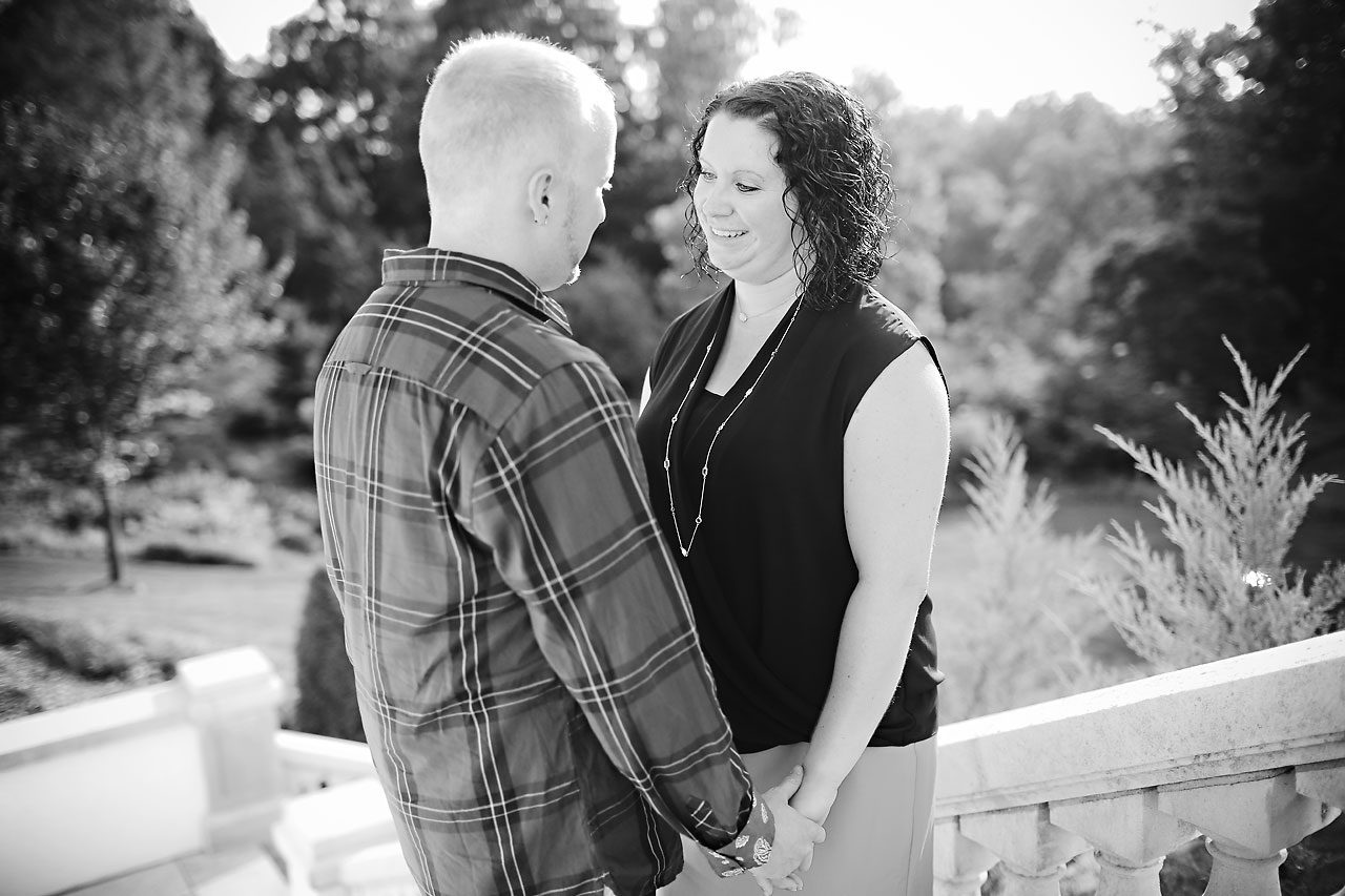 Brianna Eric Indianapolis Engagement Photographs 079