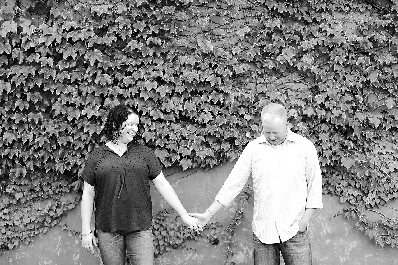 Brianna Eric Indianapolis Engagement Photographs 085