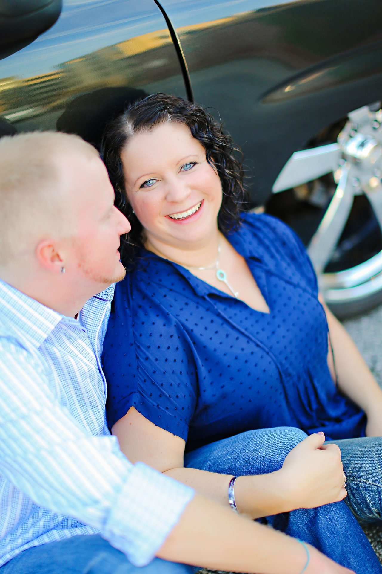 Brianna Eric Indianapolis Engagement Photographs 086