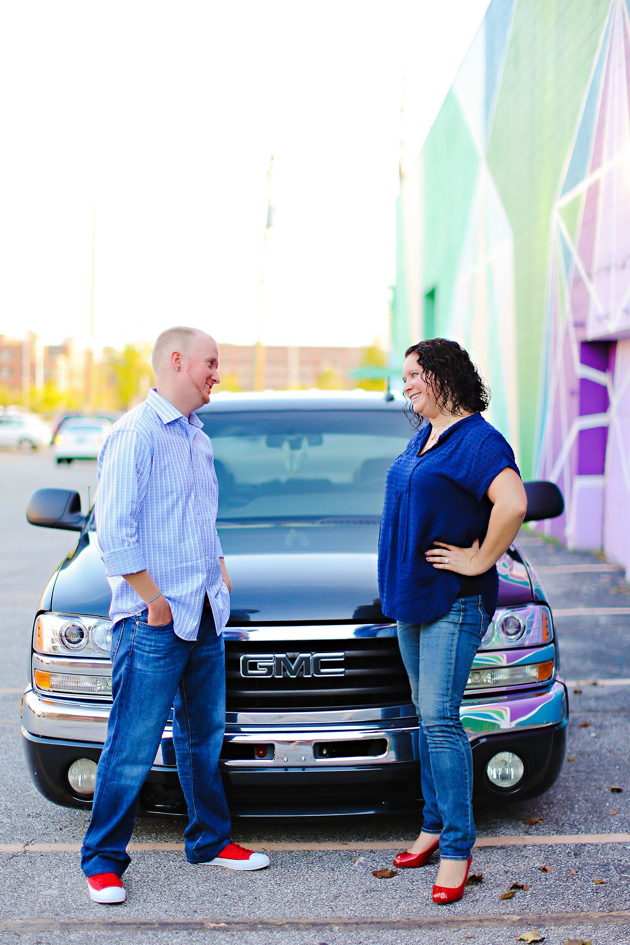 Brianna Eric Indianapolis Engagement Photographs 087