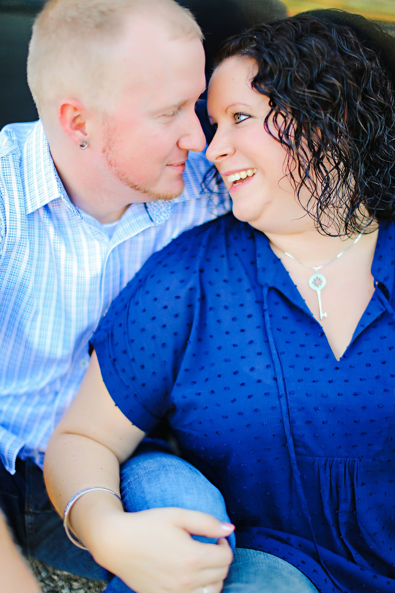 Brianna Eric Indianapolis Engagement Photographs 093