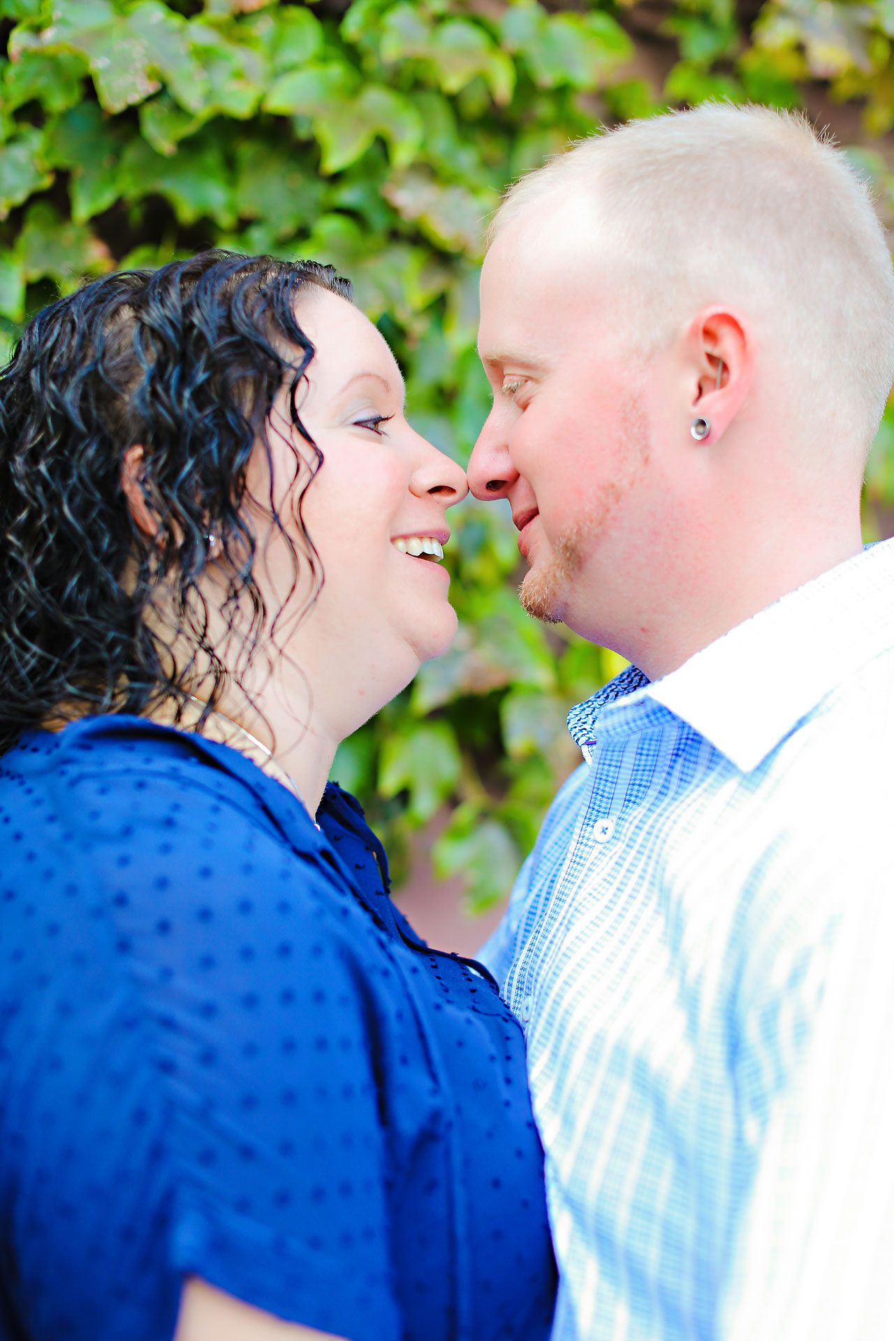 Brianna Eric Indianapolis Engagement Photographs 094