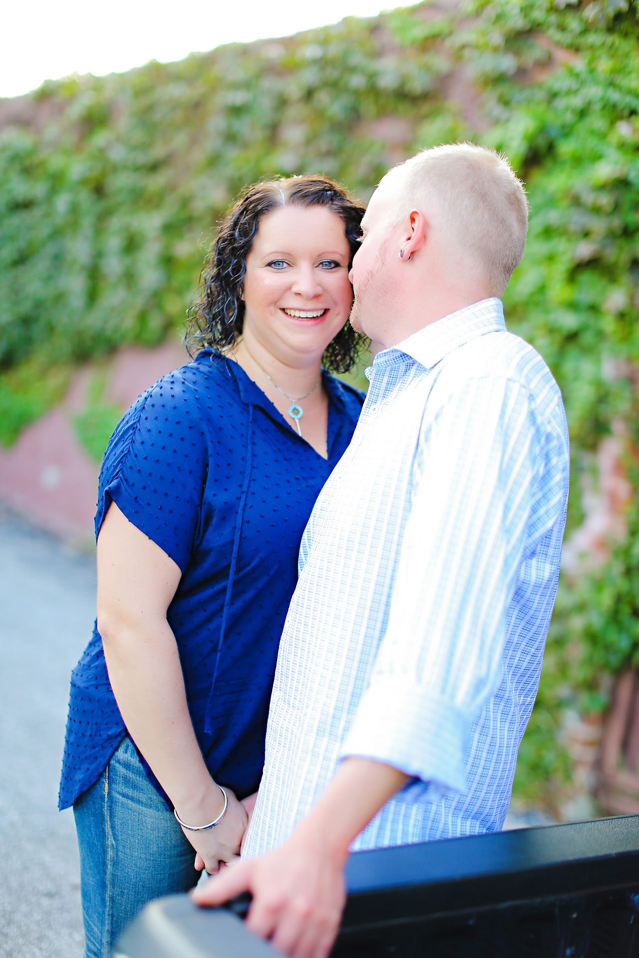 Brianna Eric Indianapolis Engagement Photographs 102