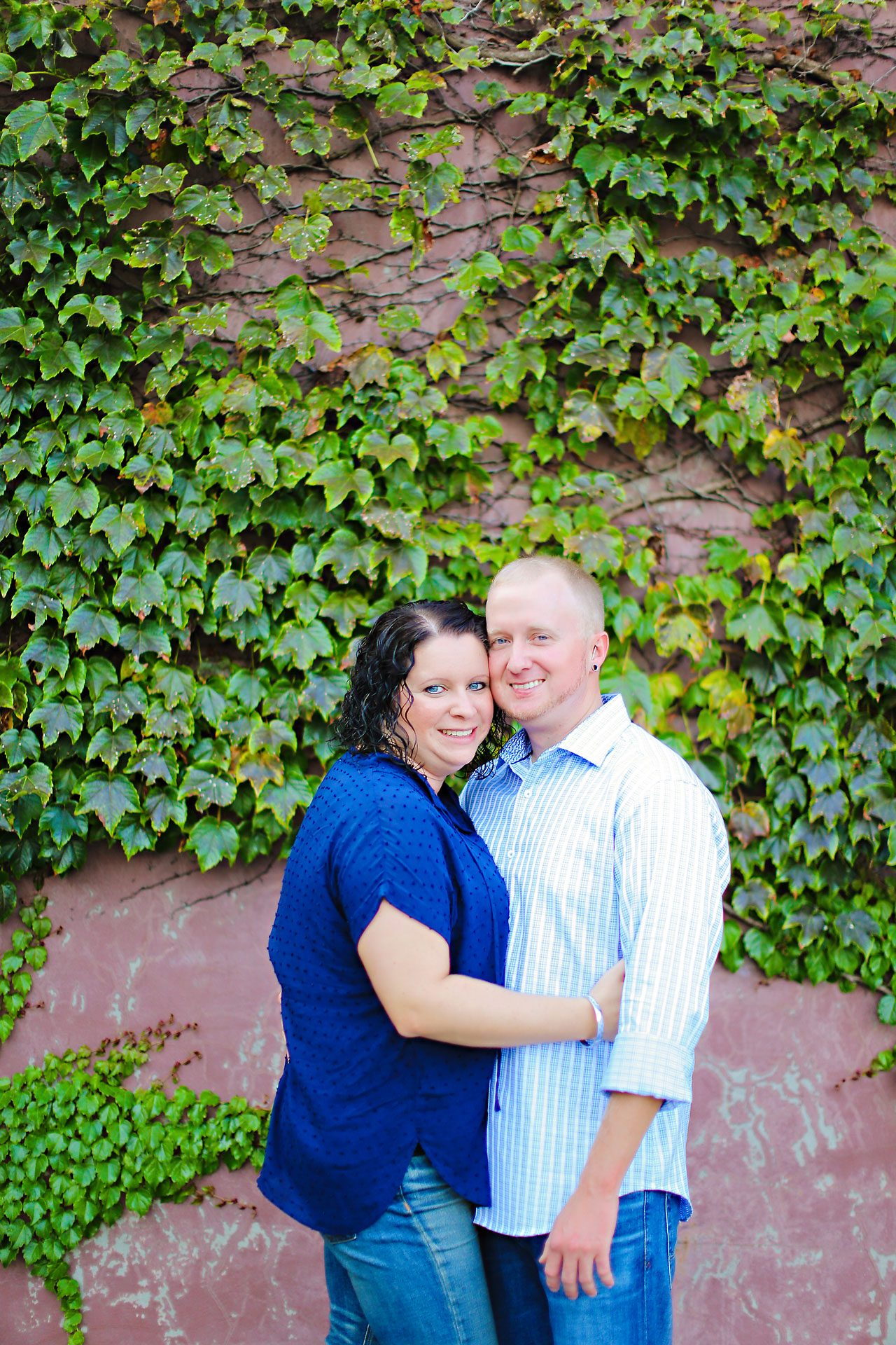 Brianna Eric Indianapolis Engagement Photographs 110