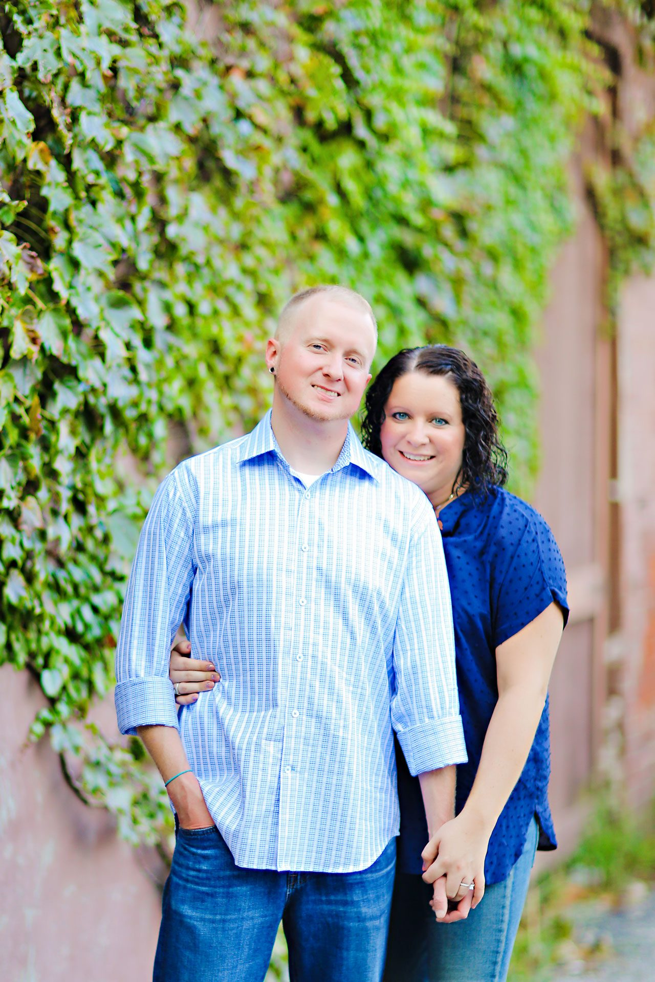 Brianna Eric Indianapolis Engagement Photographs 117