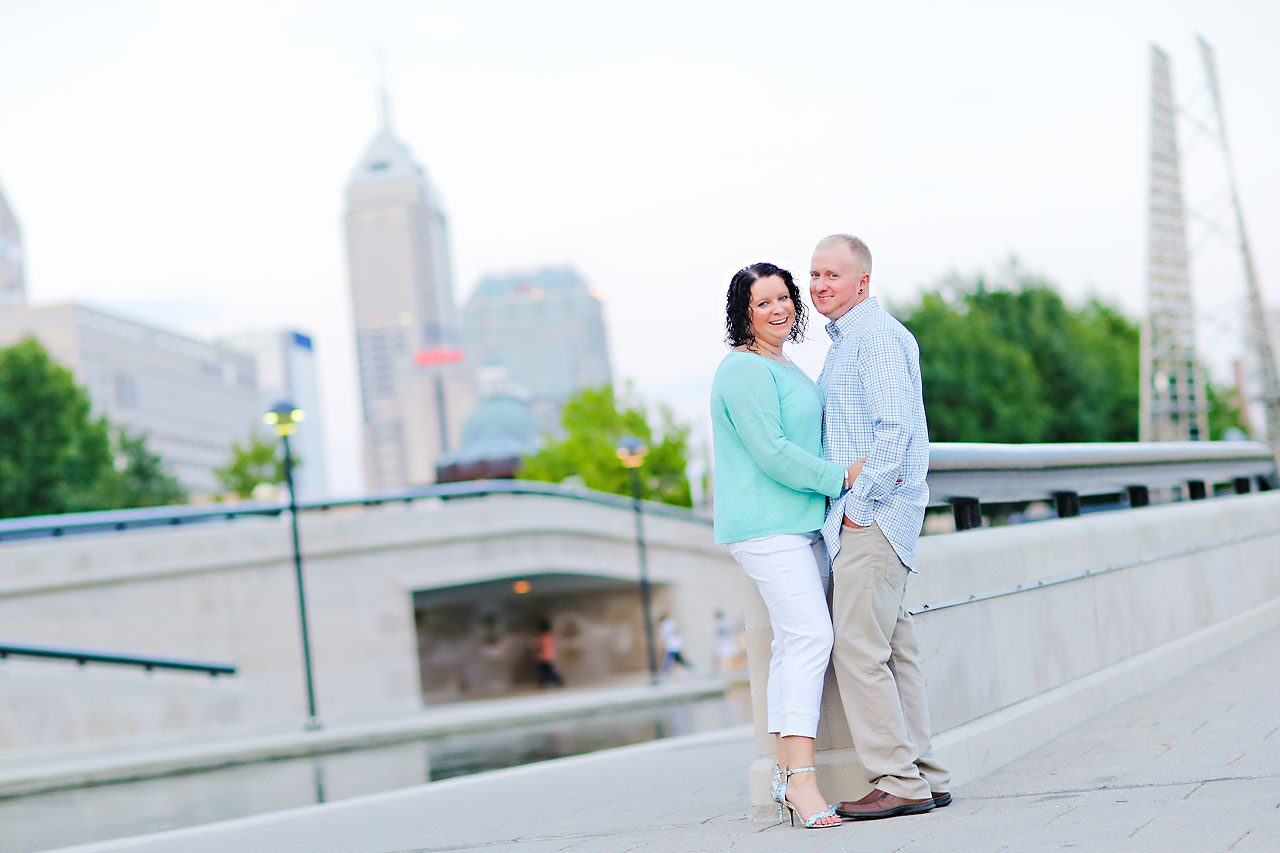 Brianna Eric Indianapolis Engagement Photographs 128