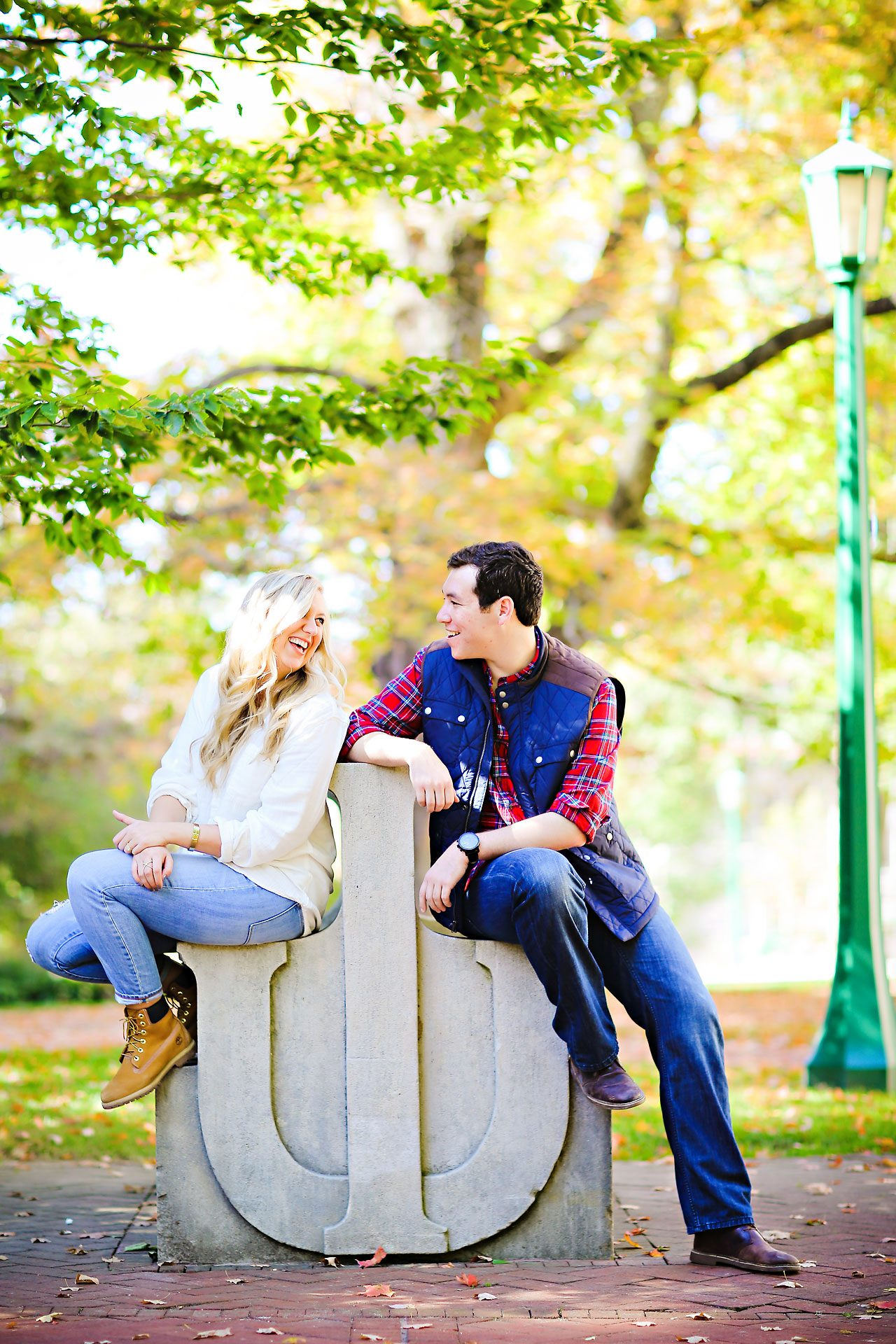 001 Taylor AJ Bloomington Engagement Session