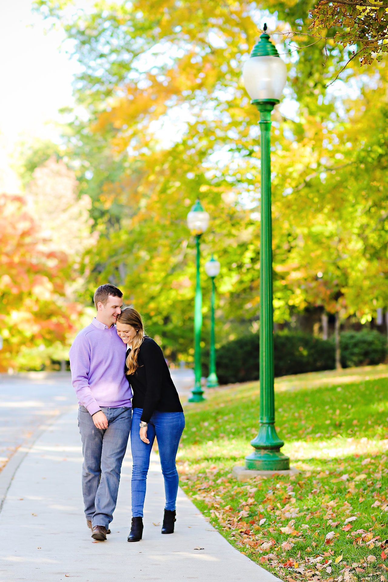 002 Brooke Tyler Indiana University Engagement Session