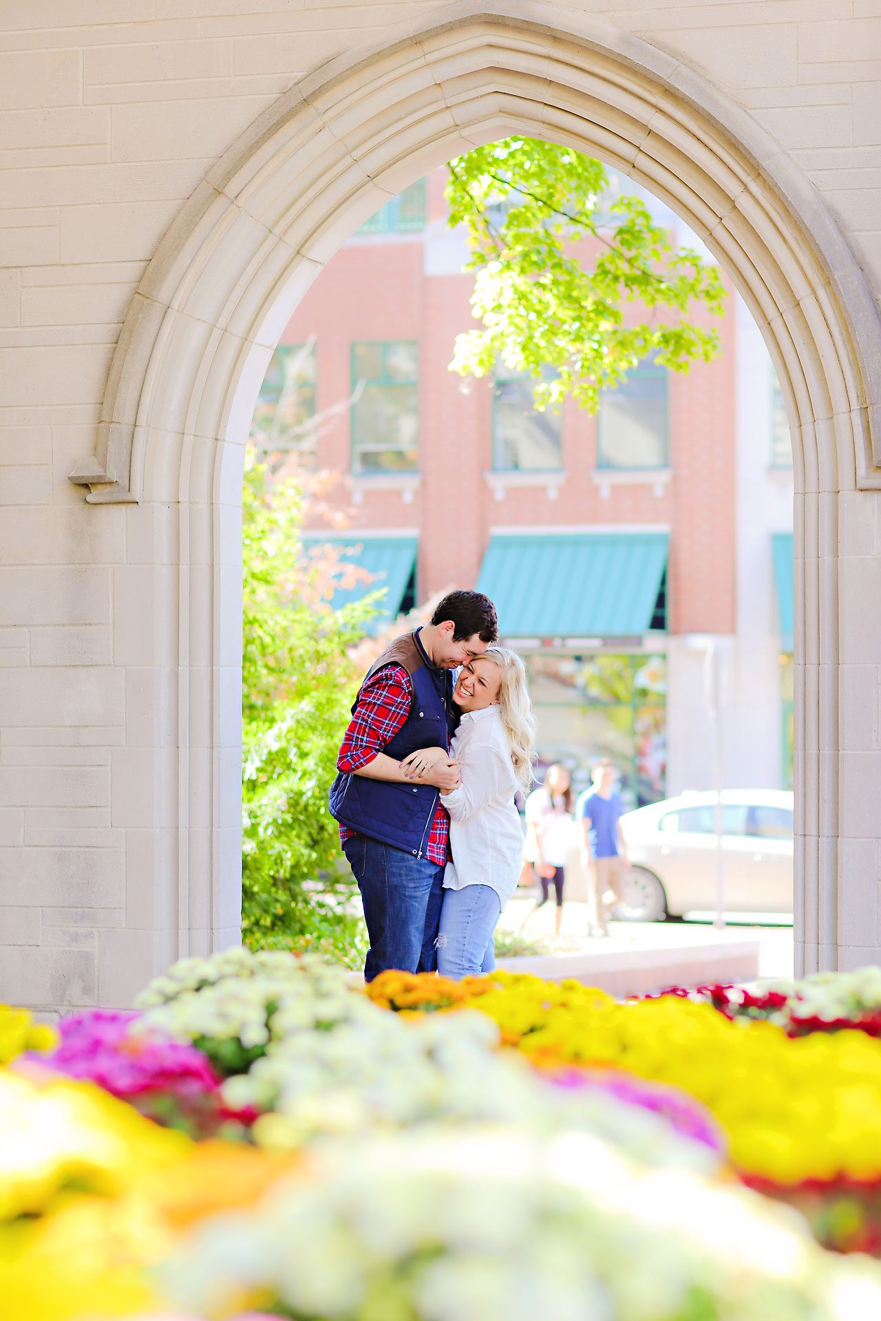 005 Taylor AJ Bloomington Engagement Session