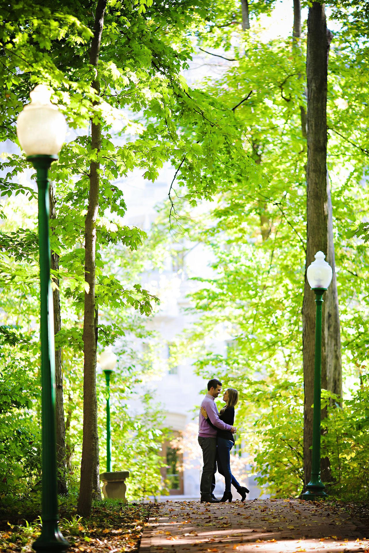 006 Brooke Tyler Indiana University Engagement Session