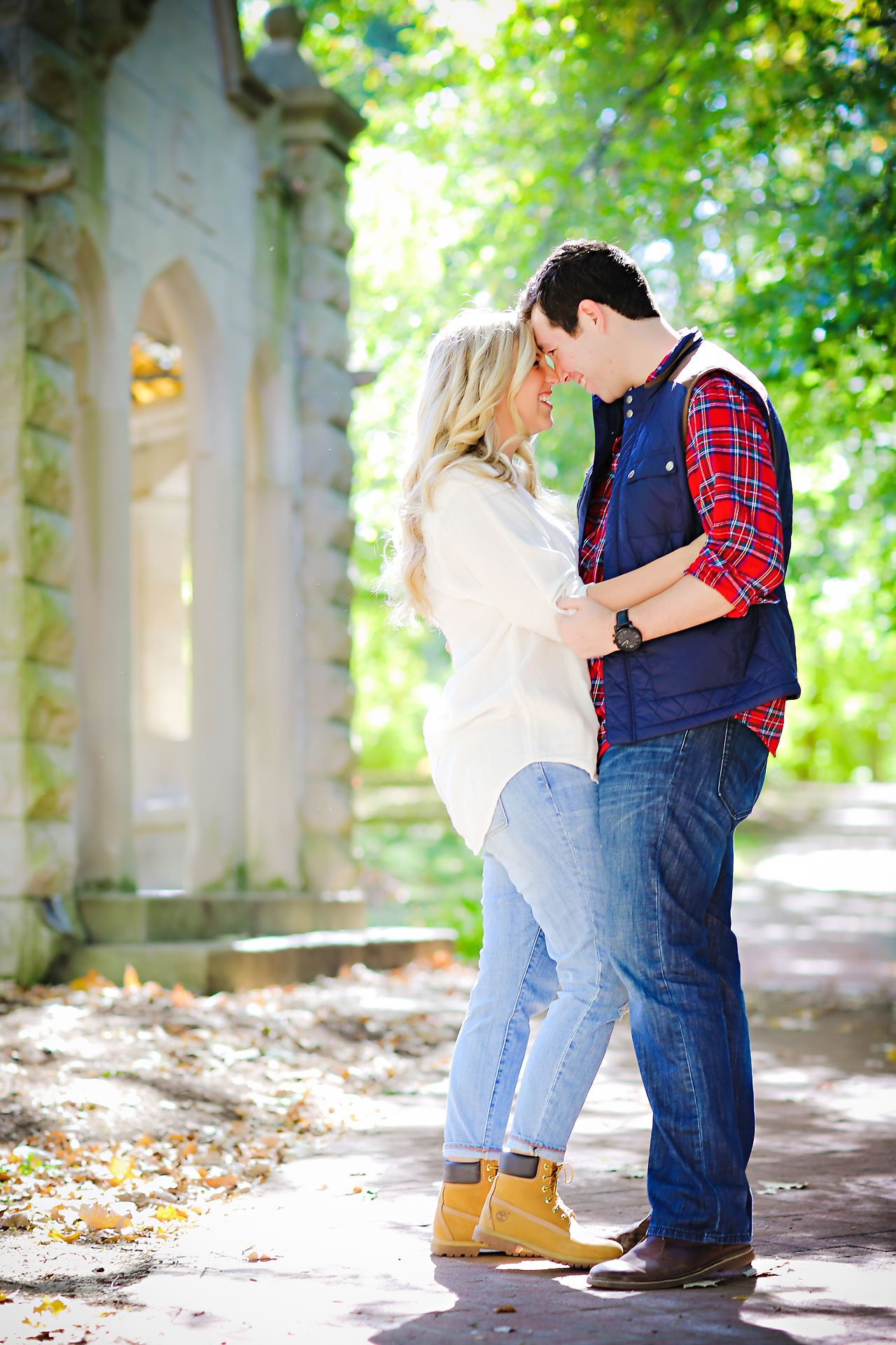 008 Taylor AJ Bloomington Engagement Session