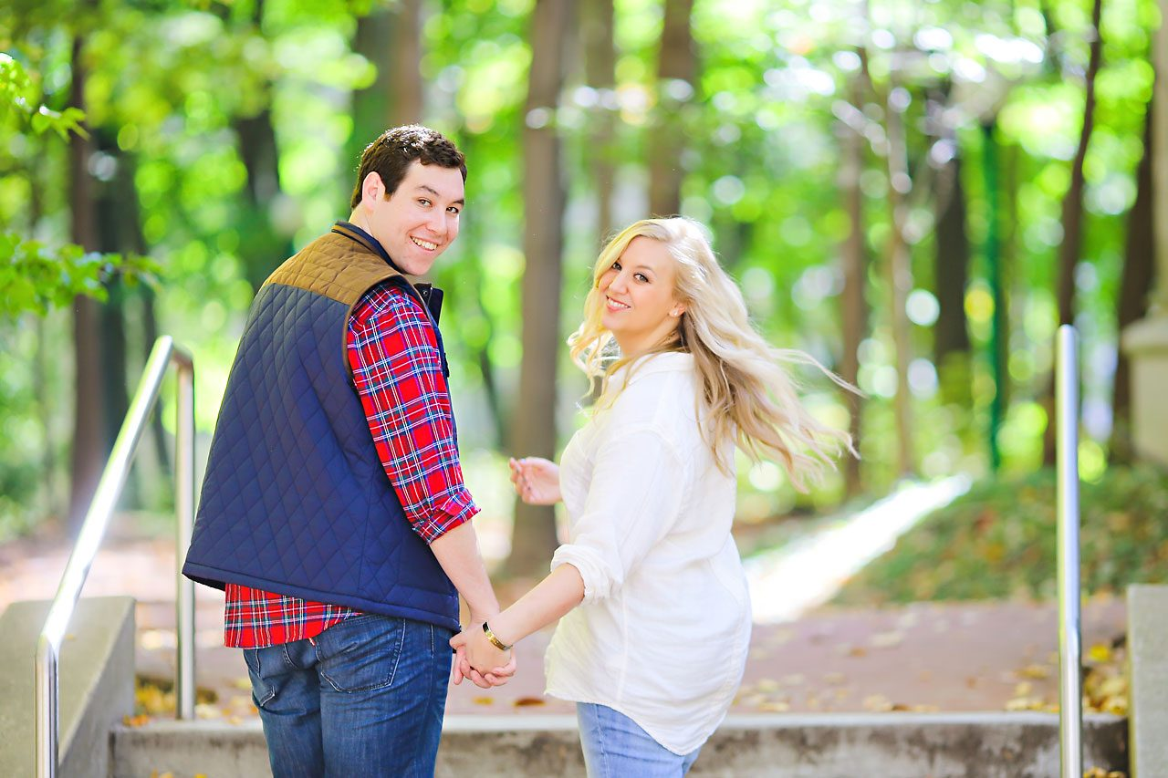 009 Taylor AJ Bloomington Engagement Session