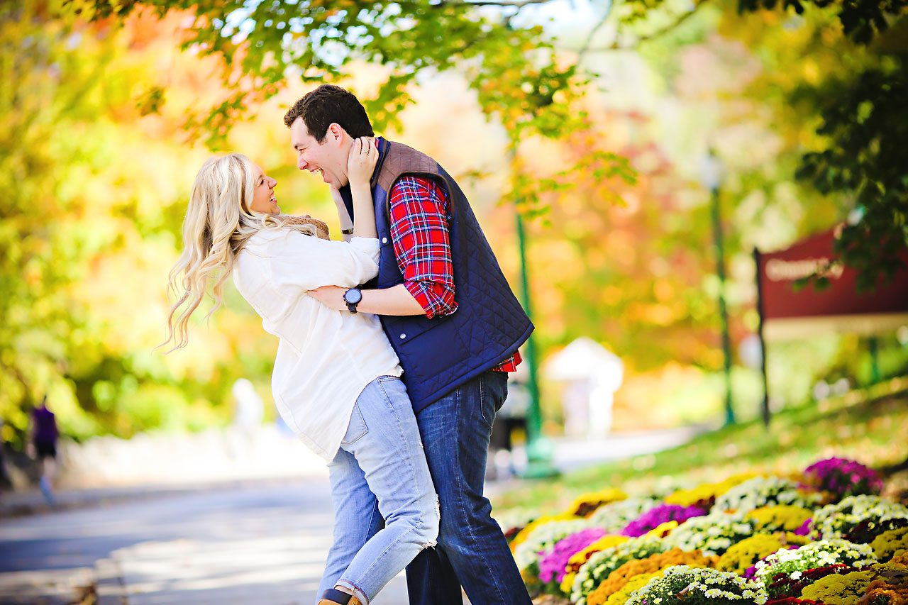 011 Taylor AJ Bloomington Engagement Session