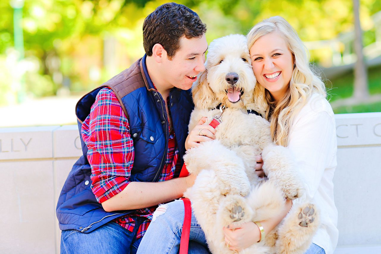 012 Taylor AJ Bloomington Engagement Session