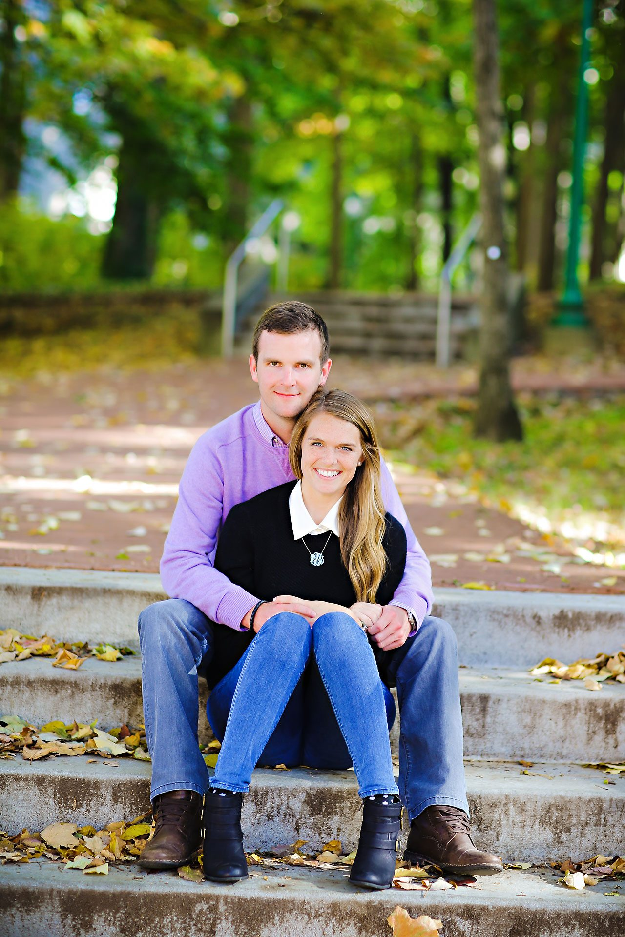 016 Brooke Tyler Indiana University Engagement Session