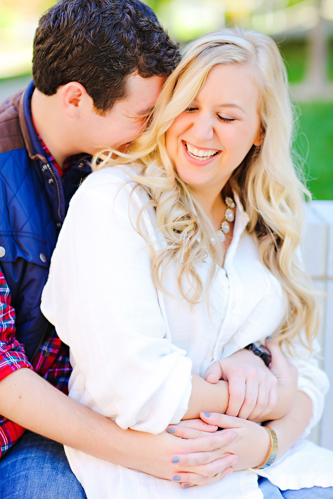 018 Taylor AJ Bloomington Engagement Session