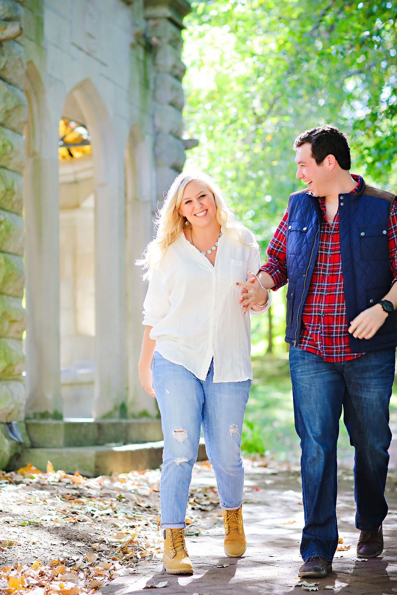 019 Taylor AJ Bloomington Engagement Session