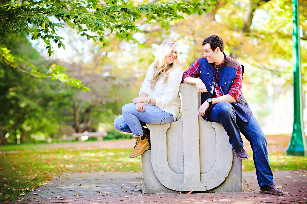 024 Taylor AJ Bloomington Engagement Session
