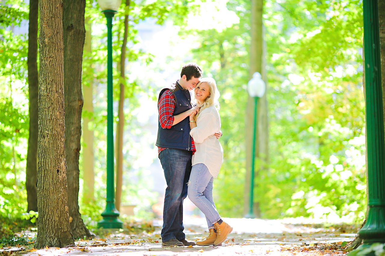 026 Taylor AJ Bloomington Engagement Session