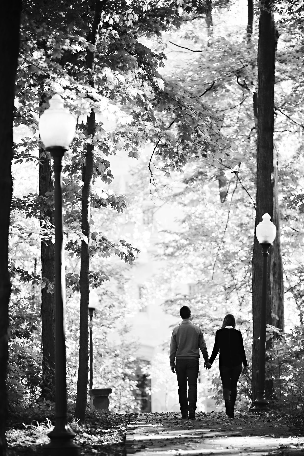 027 Brooke Tyler Indiana University Engagement Session