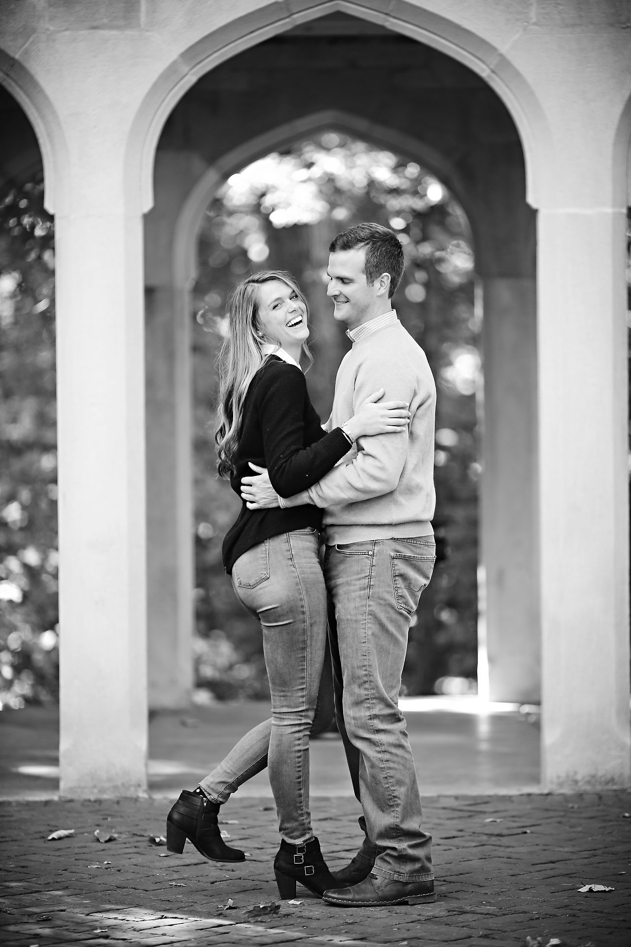 029 Brooke Tyler Indiana University Engagement Session