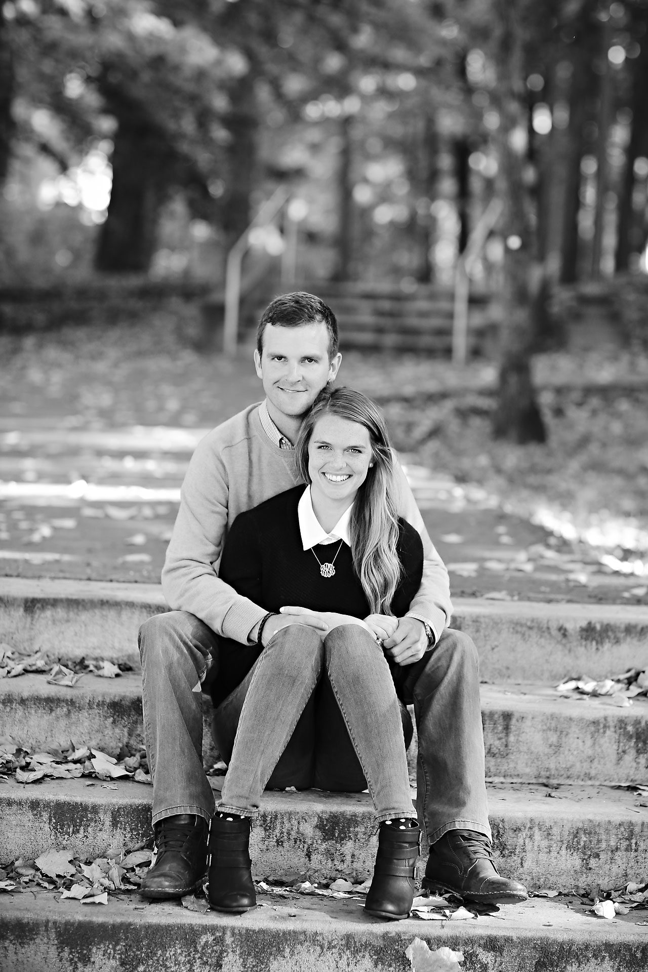 032 Brooke Tyler Indiana University Engagement Session