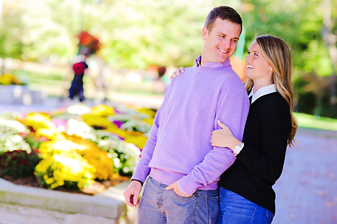 035 Brooke Tyler Indiana University Engagement Session
