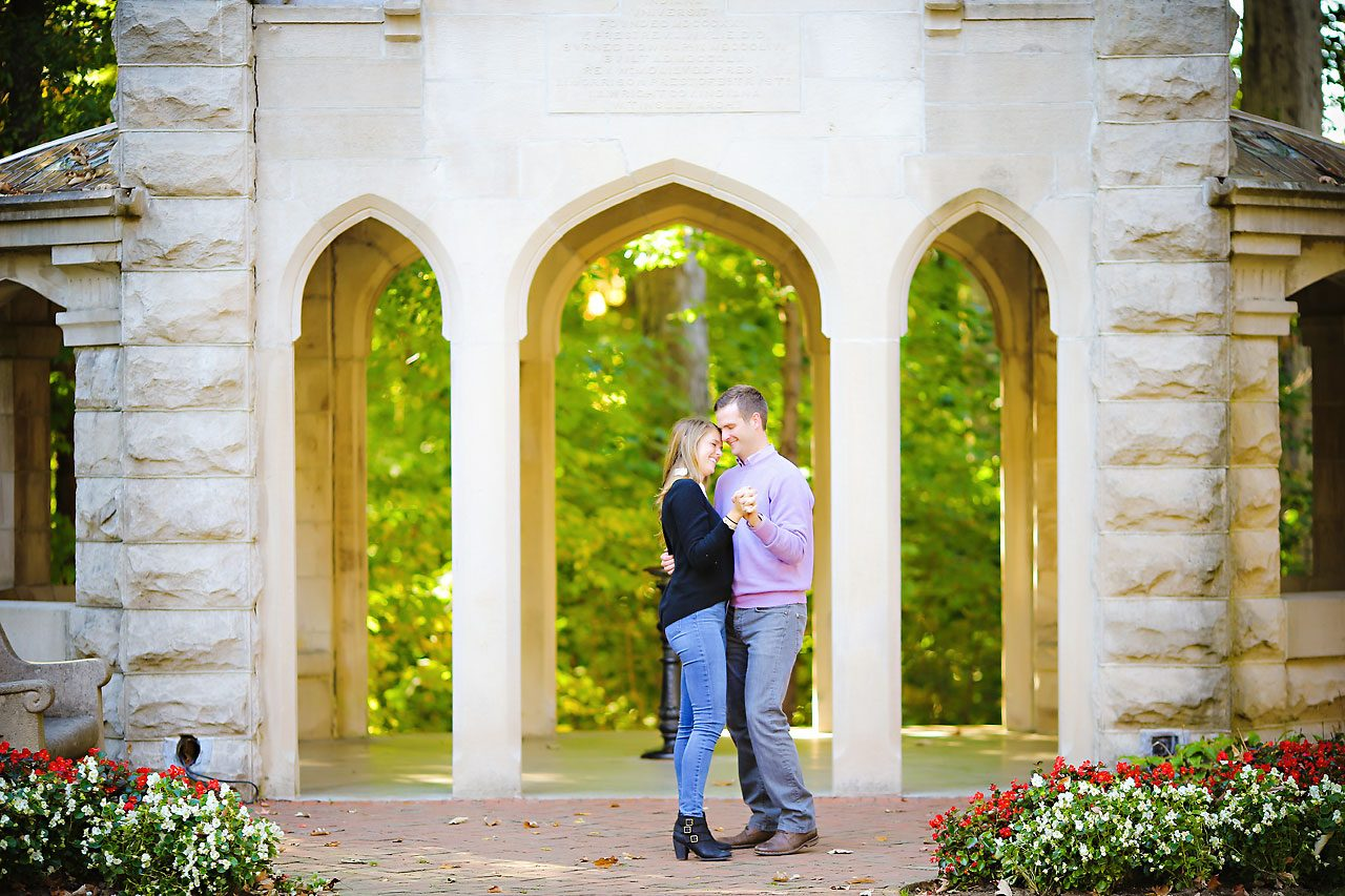 038 Brooke Tyler Indiana University Engagement Session