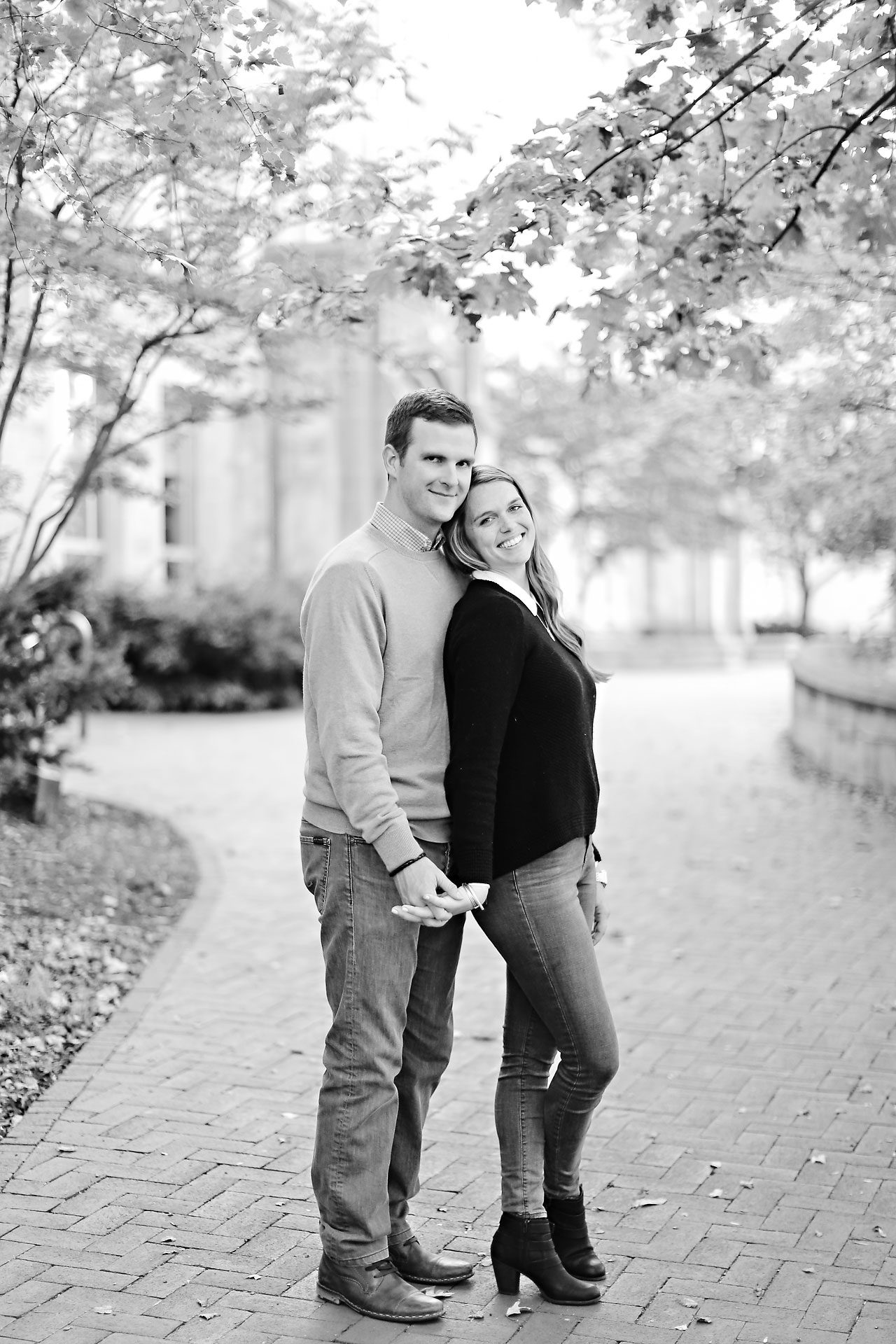 047 Brooke Tyler Indiana University Engagement Session