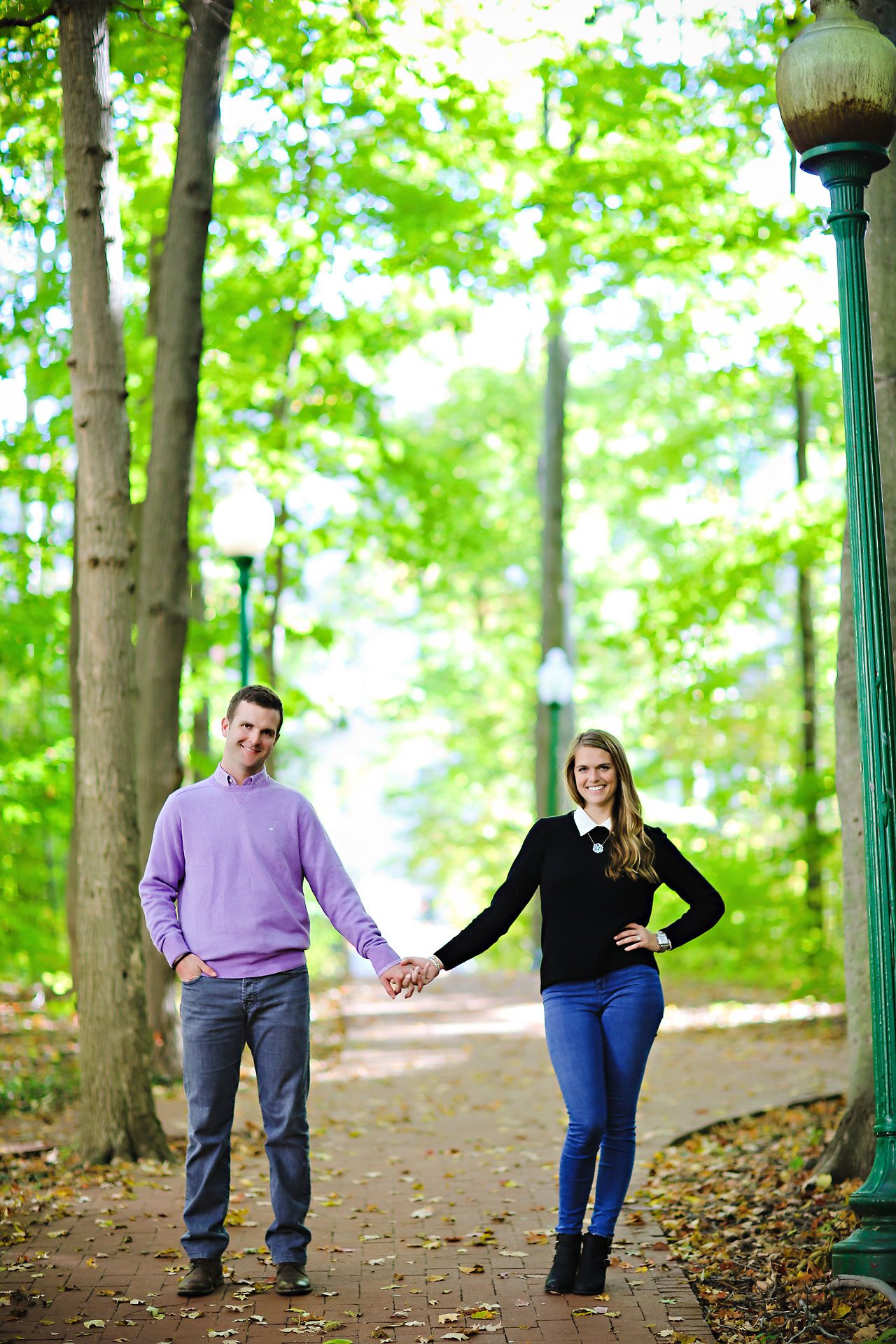 059 Brooke Tyler Indiana University Engagement Session
