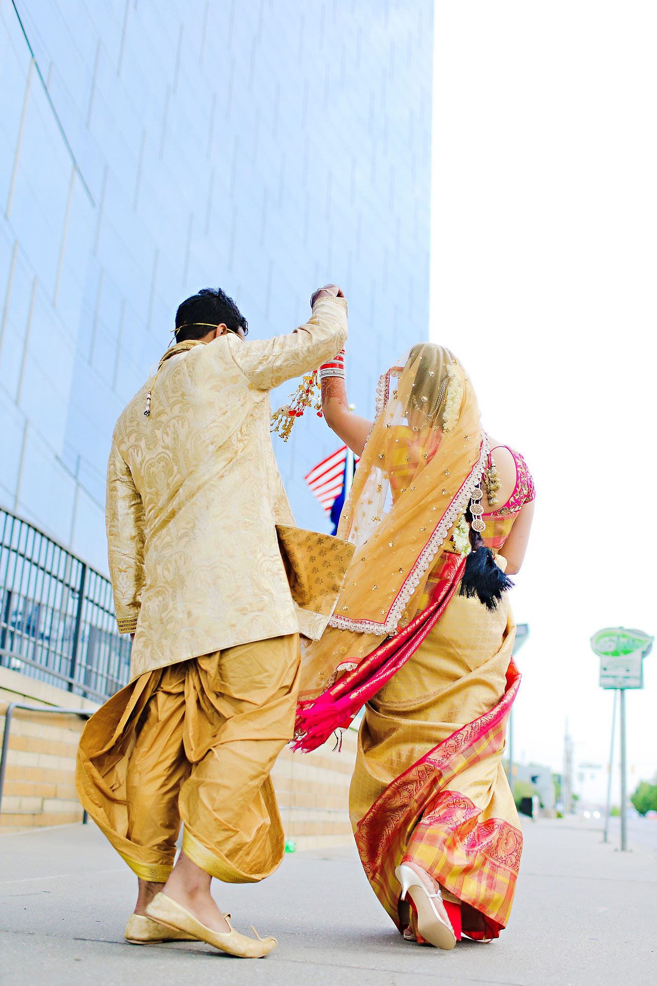 061 Vandana Anurag Indianapolis Indian Wedding