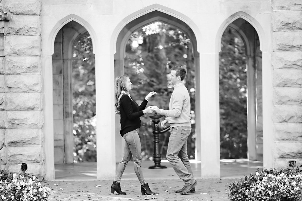 063 Brooke Tyler Indiana University Engagement Session