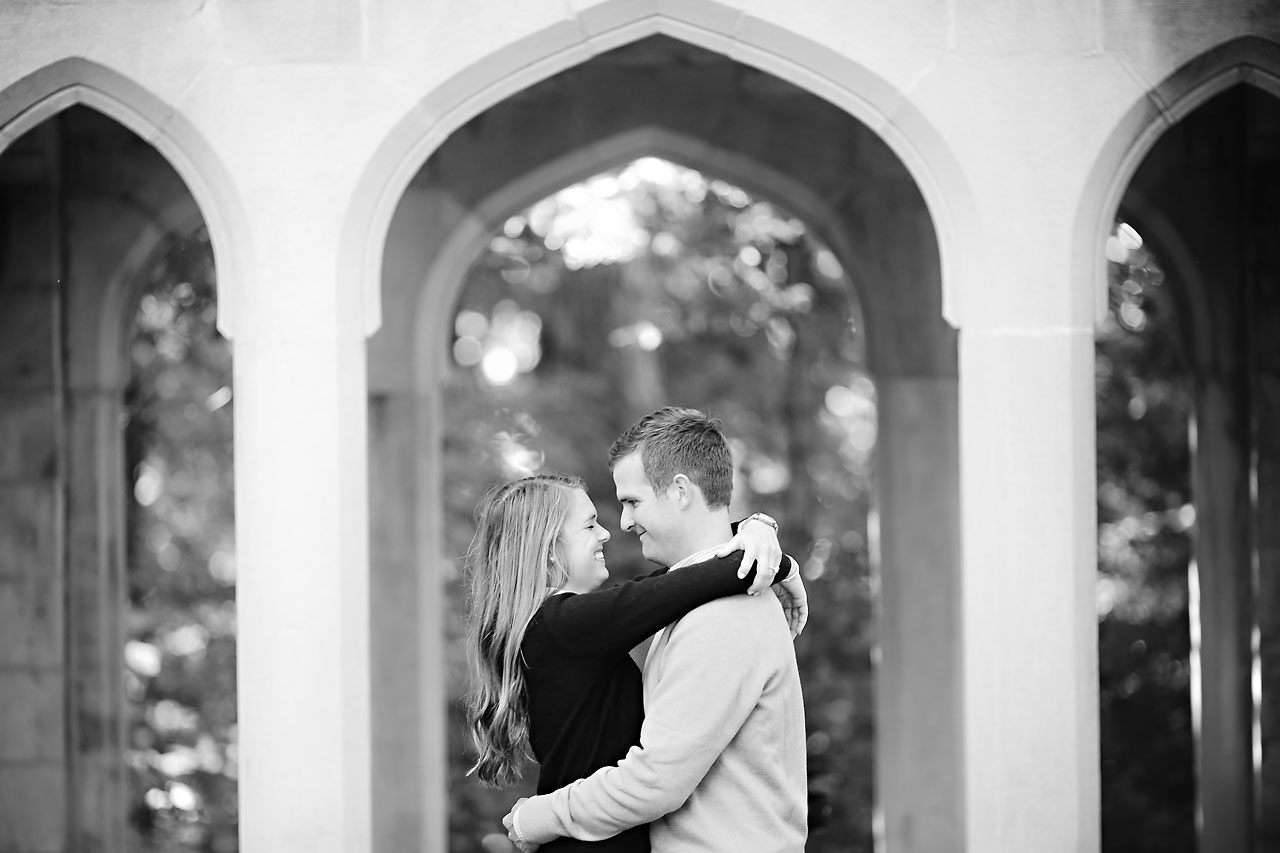065 Brooke Tyler Indiana University Engagement Session
