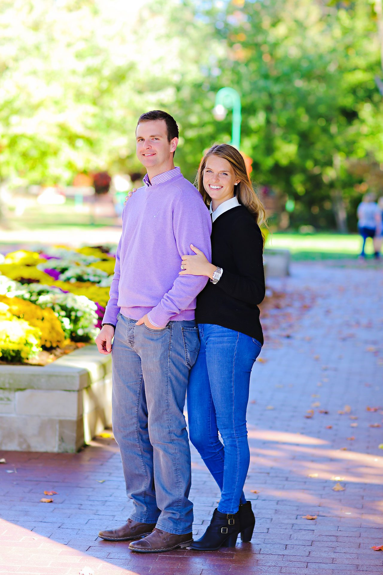 068 Brooke Tyler Indiana University Engagement Session