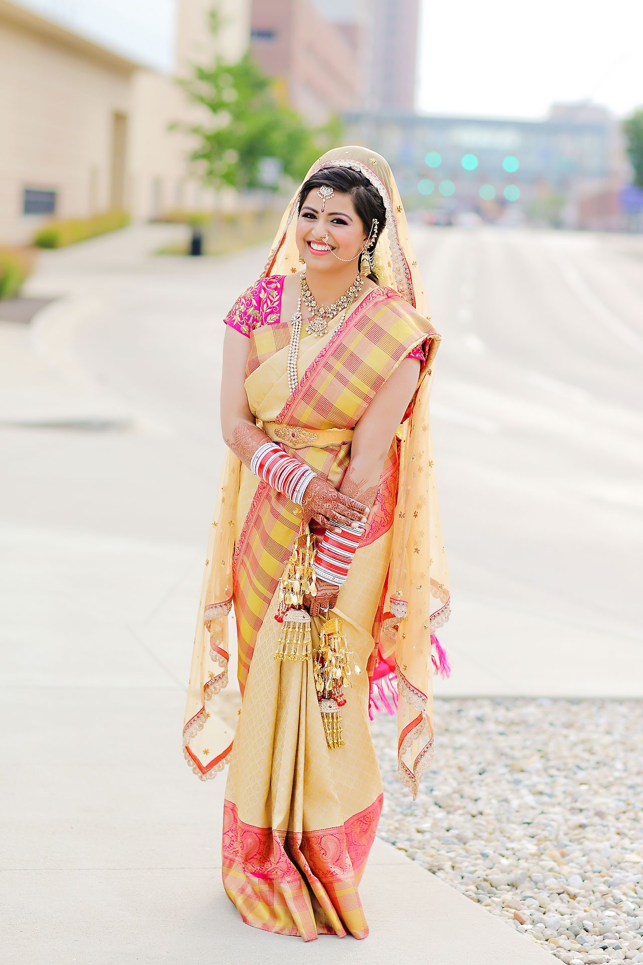 069 Vandana Anurag Indianapolis Indian Wedding