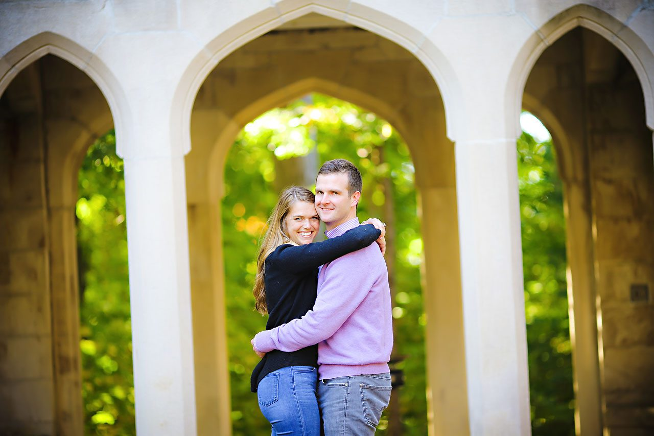 071 Brooke Tyler Indiana University Engagement Session