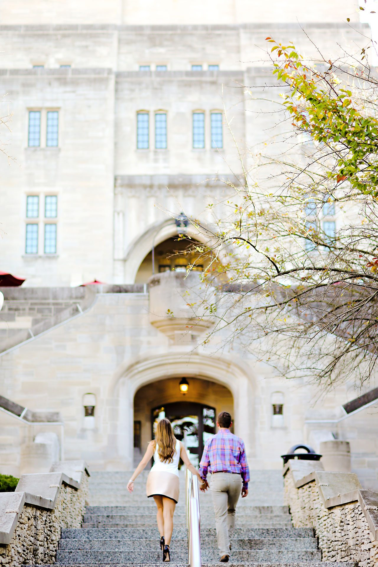 075 Brooke Tyler Indiana University Engagement Session