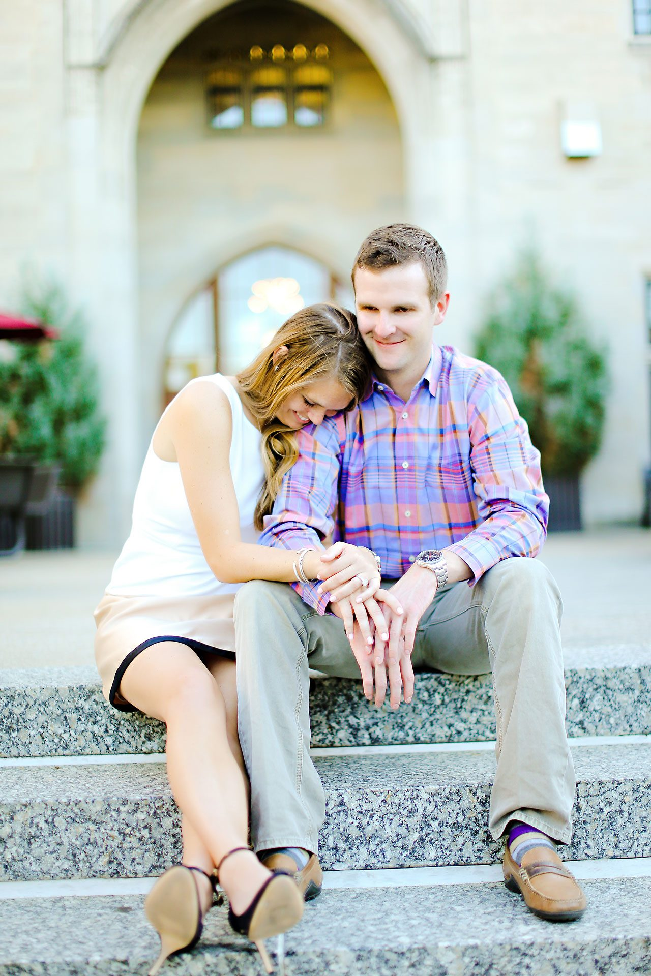 076 Brooke Tyler Indiana University Engagement Session