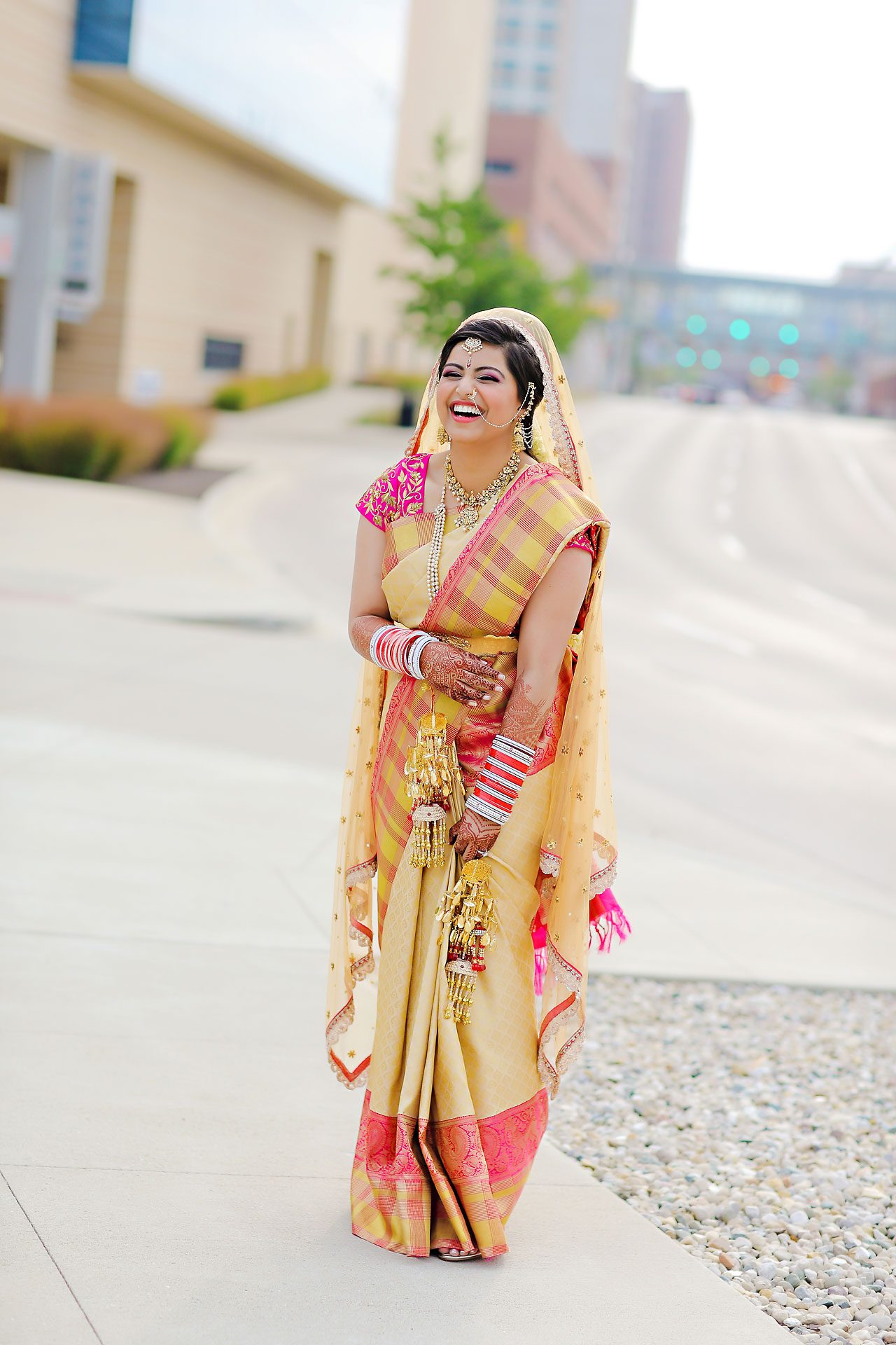 078 Vandana Anurag Indianapolis Indian Wedding